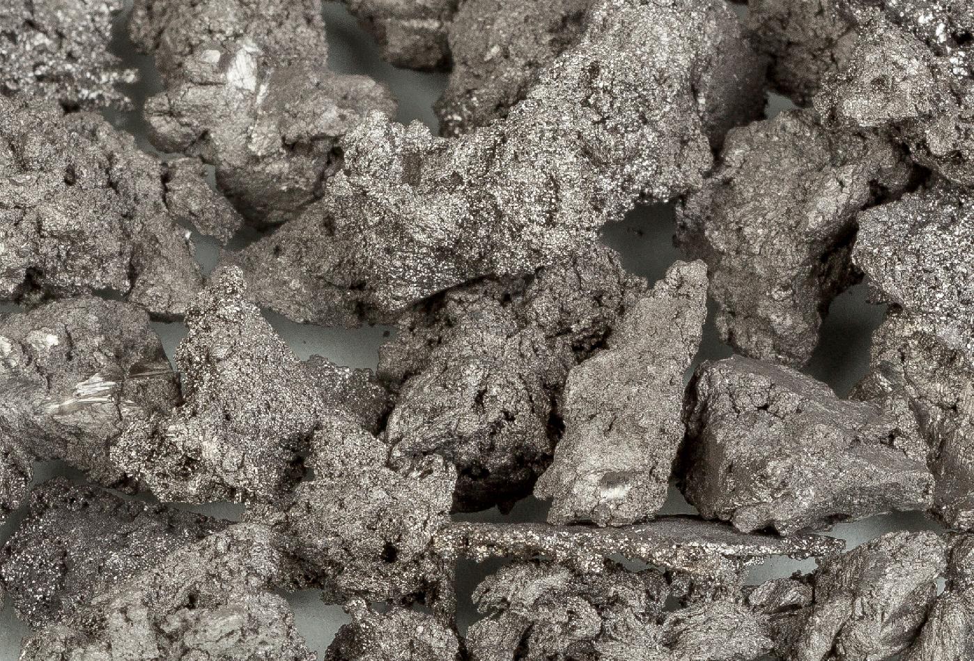 titanio esponja